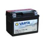 Литиев акумулатор 12v 17 - акумулатор VARTA