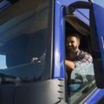 Стартерни устройства 14 - мъж в камион
