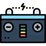 Стартерни устройства 16 - картинка на акумулатор