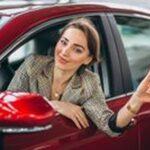 Тестер за акумулатори 7 - жена в кола